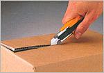 Нож для разрезания картона