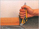 Нож для напольных покрытий