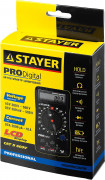 "Мультиметр STAYER ""PROFESSIONAL"" PRODigital цифровой,  ( 45310 )"