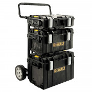 Ящик для инструмента DEWALT TOUGH SYSTEM 4 IN 1 пластмассовый, STANLEY, ( 1-70-349 )